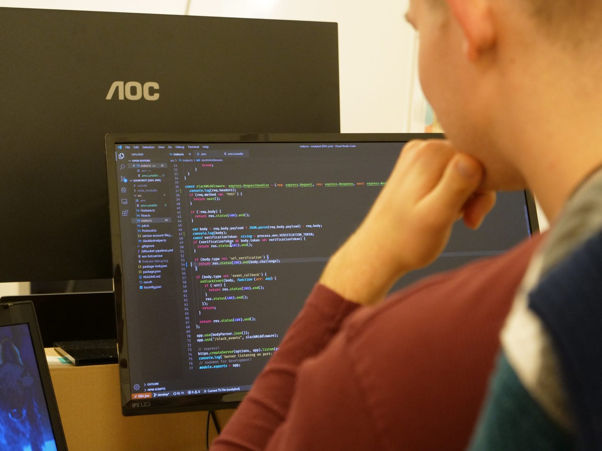 backend developer brno